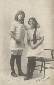 Sisters Romney