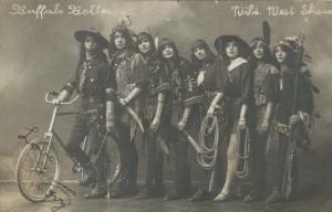 The Buffalo Belles Wild West Show
