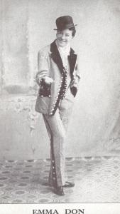 Emma Don 1873-1951