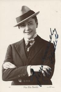 Ella Shields 1879-1952