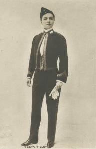 Vesta Tilley 1864-1952