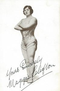 Maggie Clifton