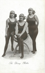 The Diving Belles