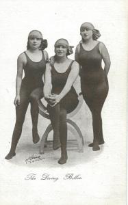 The Diving Belles