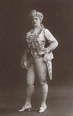 May Beatty as Dick Whittington